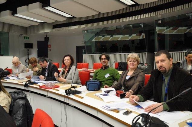 Predstavljanje najuspješnijih EU projekata, Brisel 2011