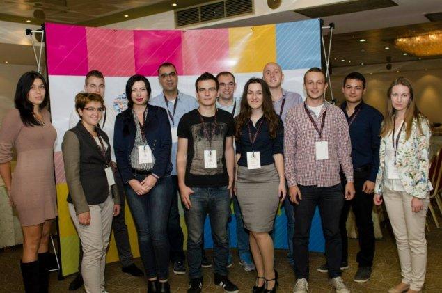 Poslovni forum mladih 2014, Banja Luka, pobjednici Imam ideju