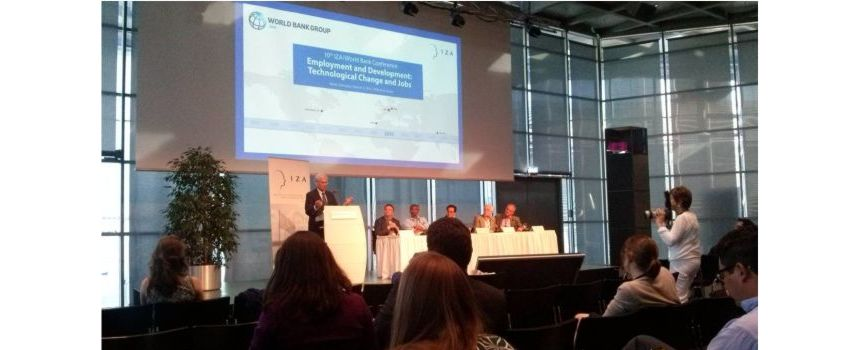 """Konferencija: """"Zapošljavanje i razvoj – Tehnološke promjene i radna mjesta"""""""
