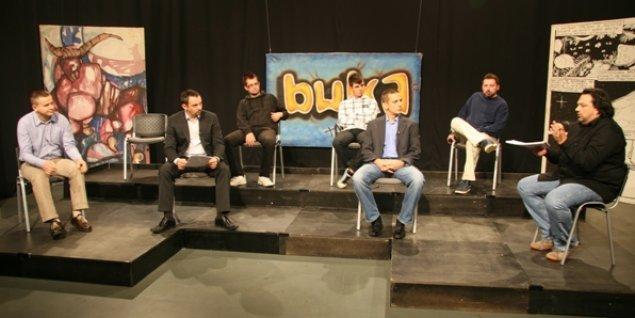 Participation in BUKA TV talk show, ATV Banja Luka 2010