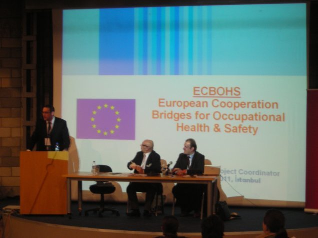 ECBOHS project opening conference, Istanbul 2011