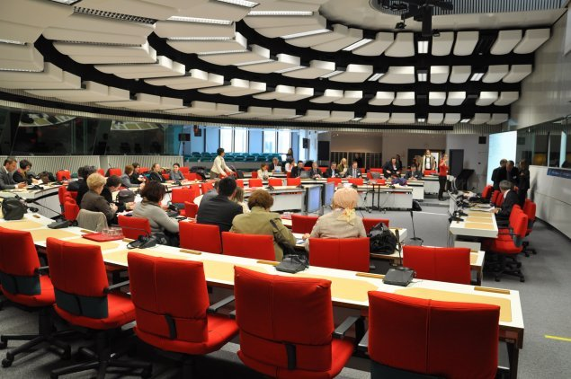 Best EU projects presentation, Brussels 2011