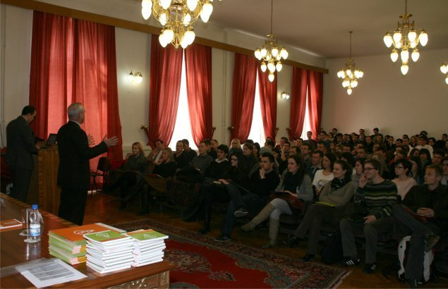 Youth Business Forum, Sarajevo 2012