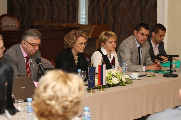 Round table: Riska assessment in OHS, Banja Luka 2012