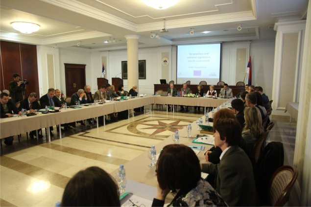 Round table: Risk assessment in OHS, Banja Luka 2012