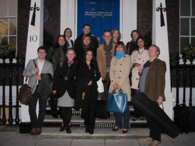 High Impact – A PASOS Communication Seminar, London 2012