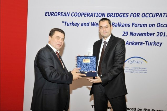Closing conference for the ECBOHS project, Ankara 2012