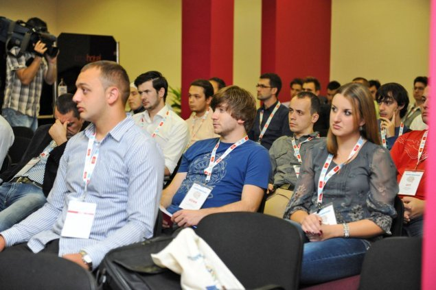 Poslovni forum mladih, Mostar 2013