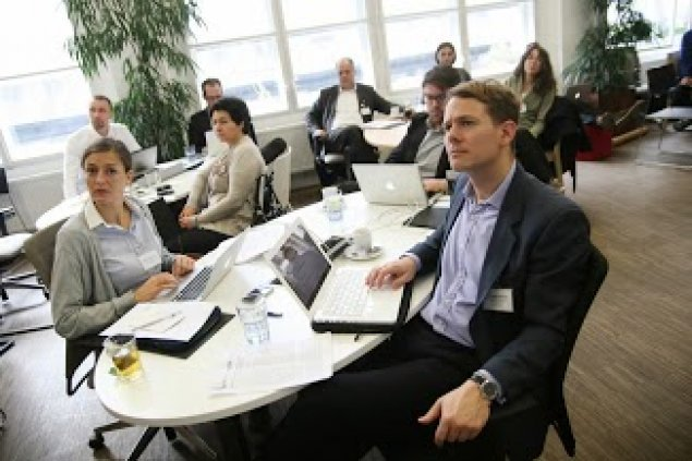 Interactive workshop: Policy Research, Technology and Advocacy Converge, Prague 2013