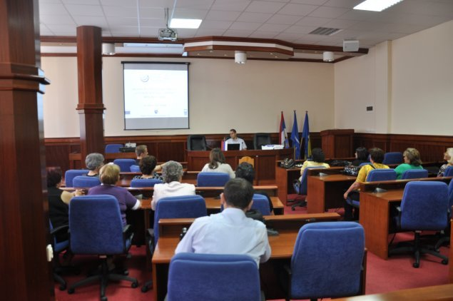 Strengthening of the position of women in Mrkonjic Grad, MG 2010