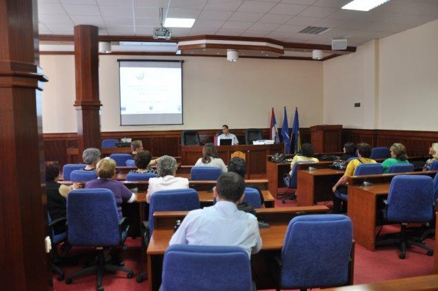 Jačanje položaja žena u opštini MG, 2010