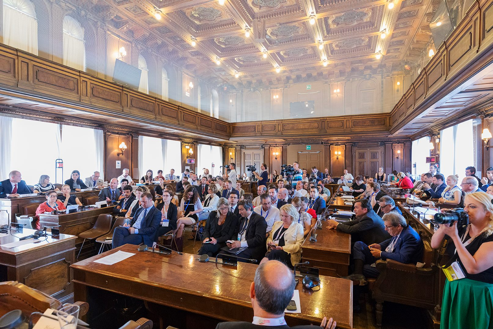 GEA participated at Civil Society Forum in Trieste